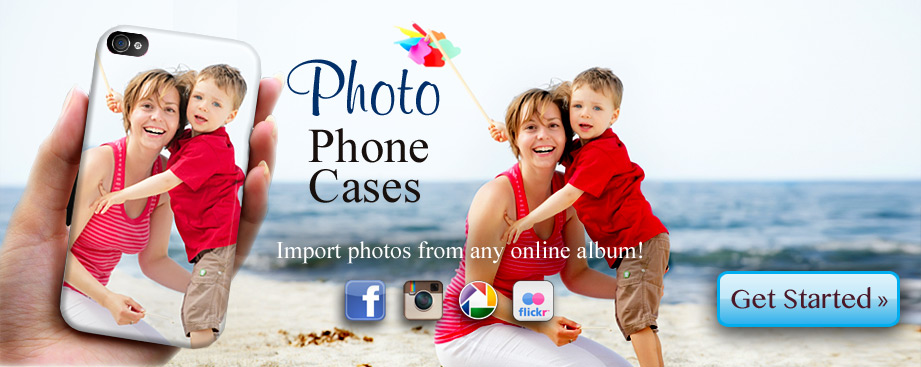 Custom iPhone Photo Cases
